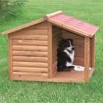Ville din hund være glad for et hundehus? (Foto Petworld.dk)