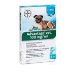 Advantage hund (foto: billigdyrehandel.dk)
